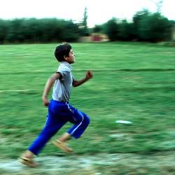 Я бегу!